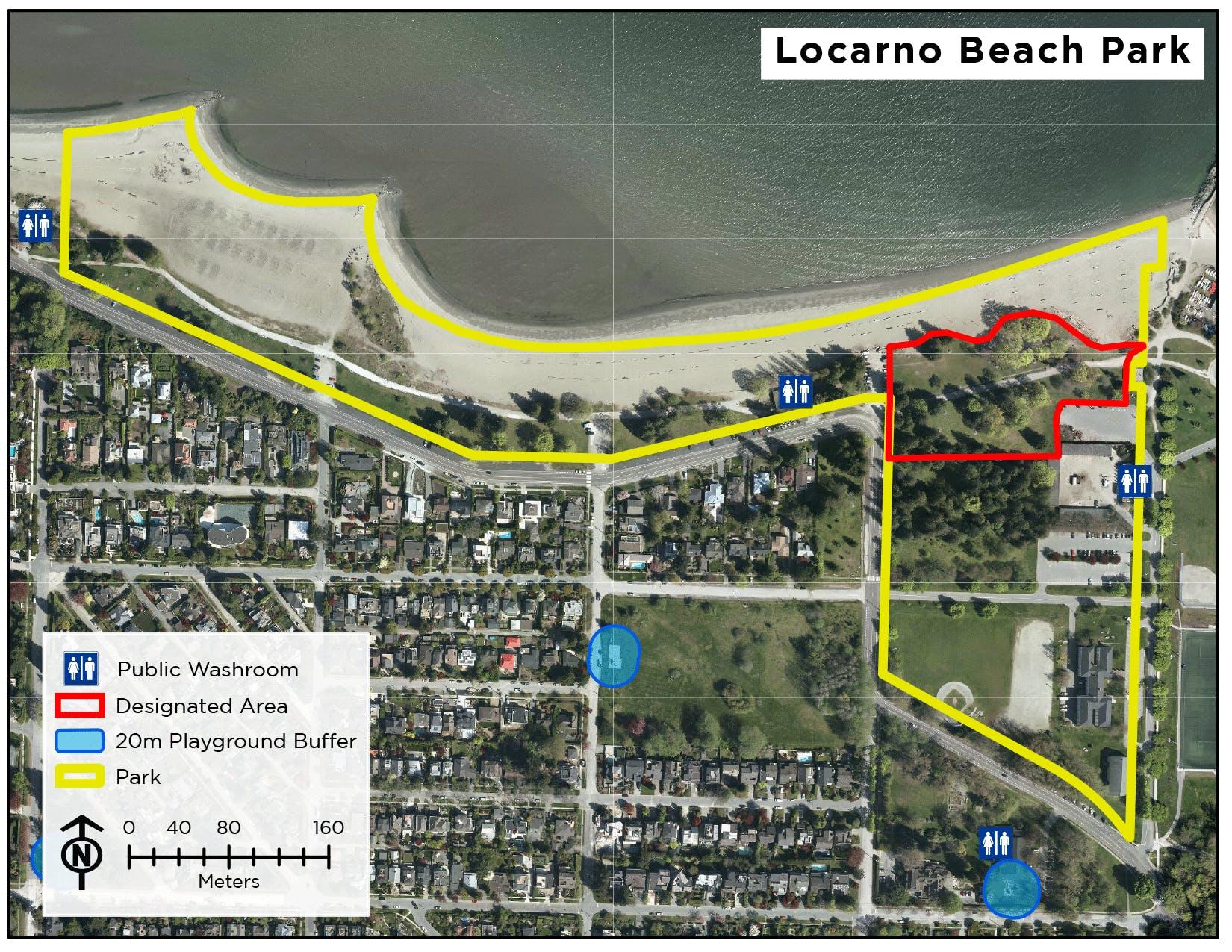 Locarno Beach Park