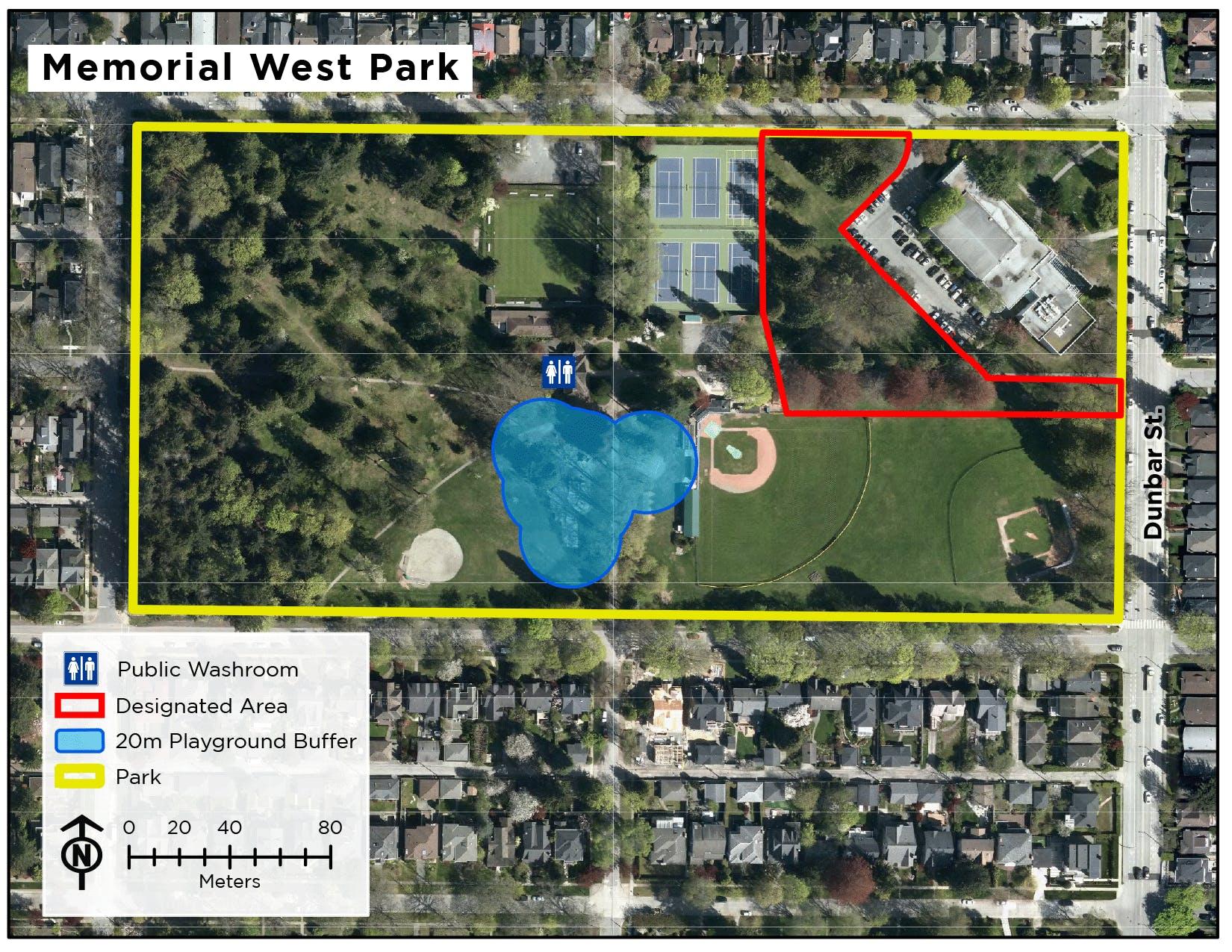 Memorial West Park