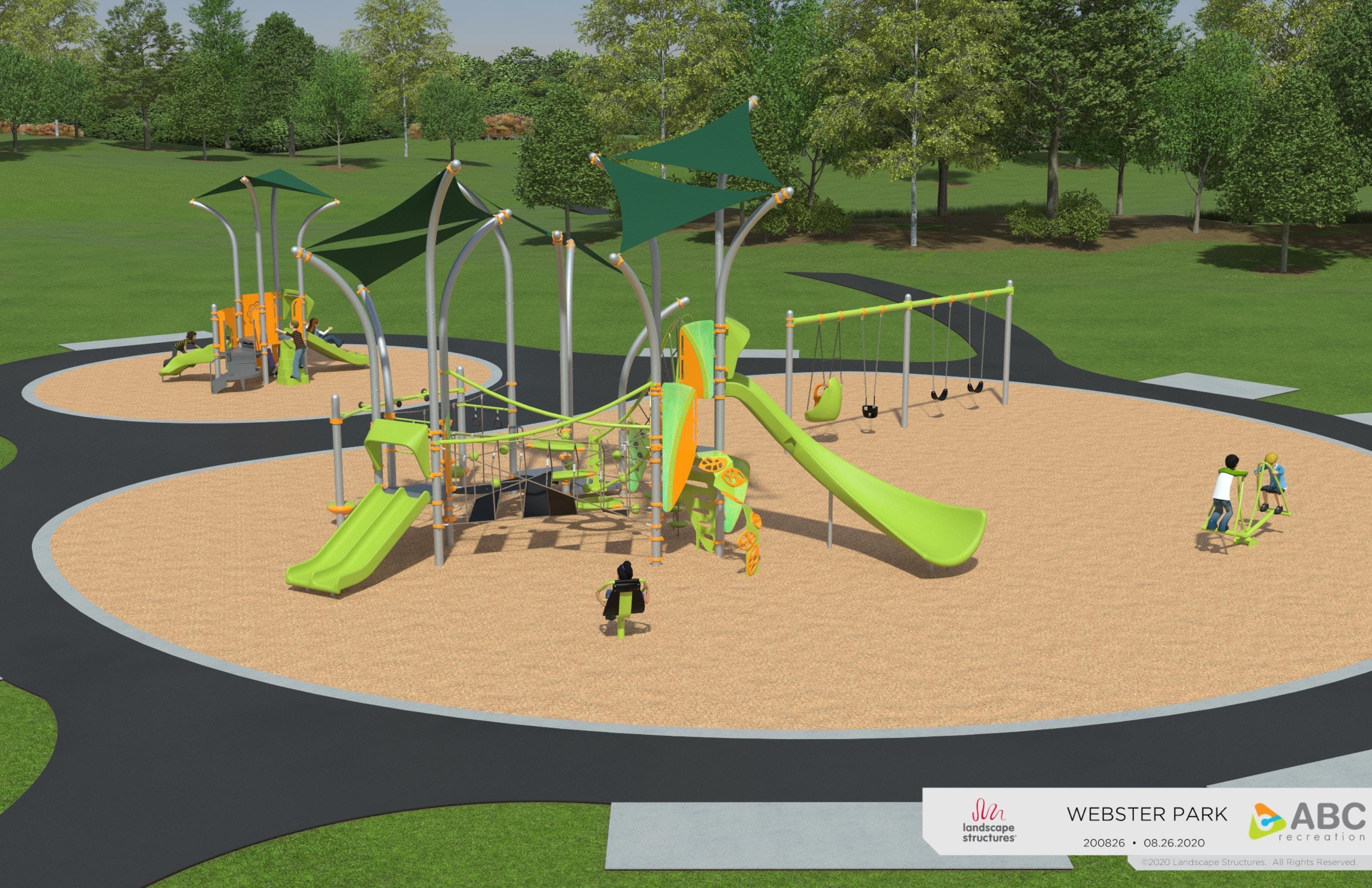 Webster Playground 3