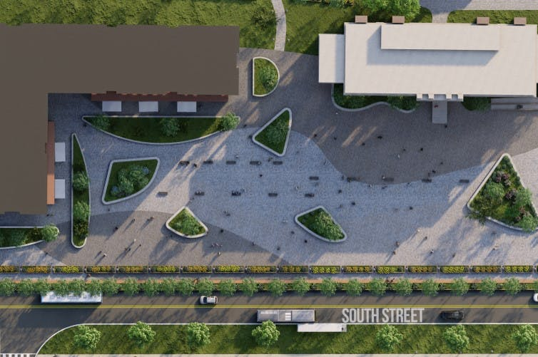 8 South Street – South Street Village