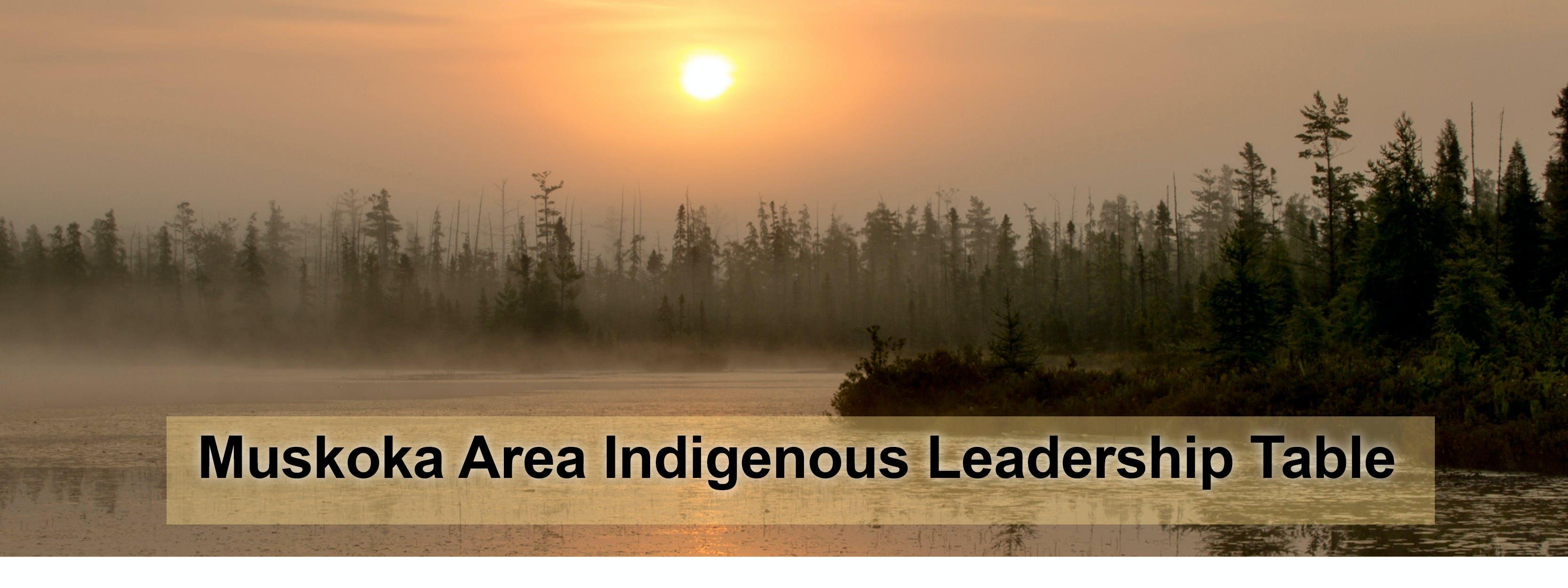 Muskoka Area Indigenous Leadership Table (MAILT)
