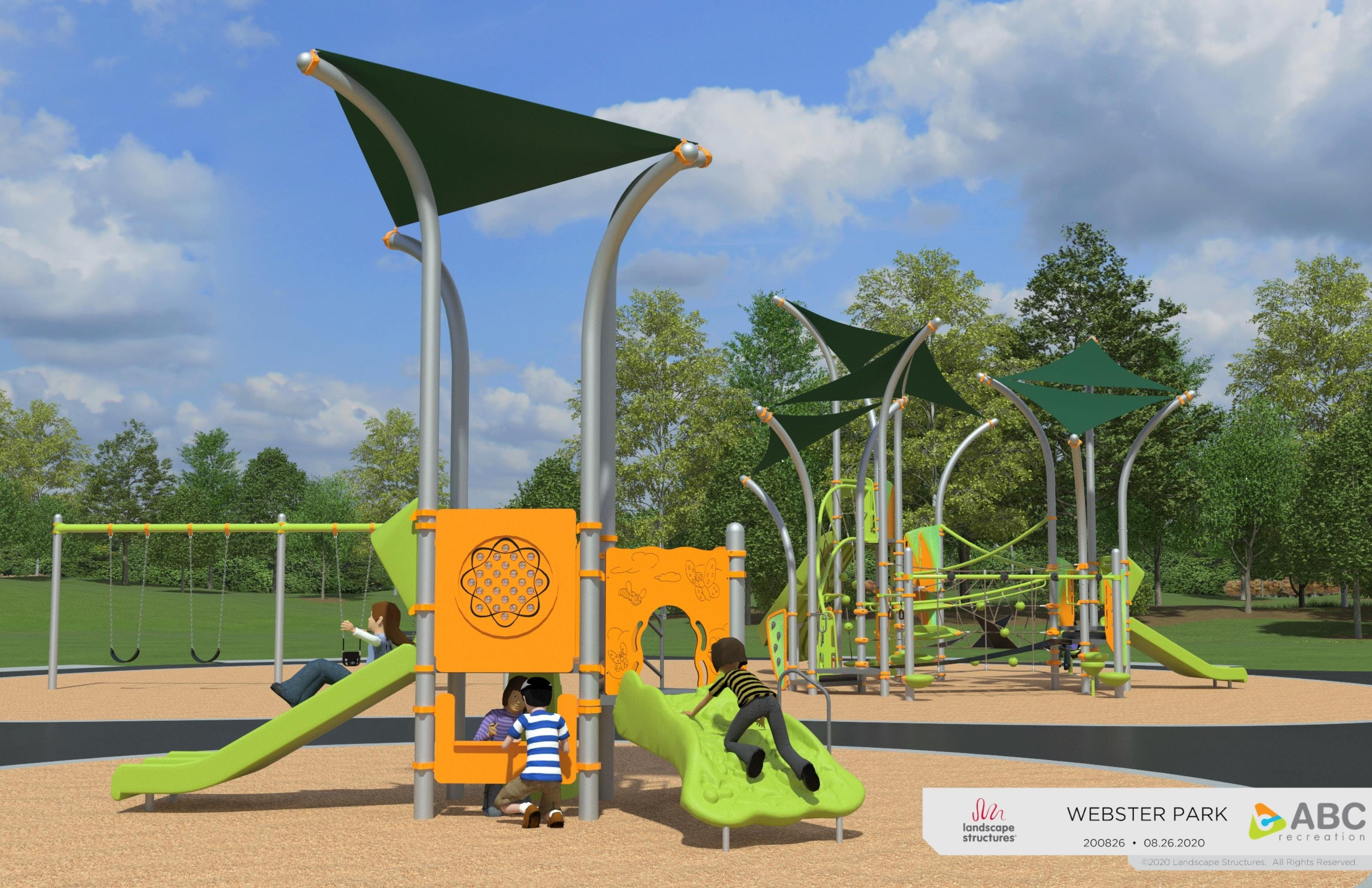 Webster Playground 2