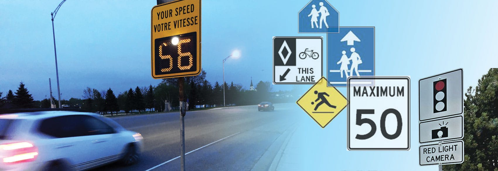 Community road safety strategy
