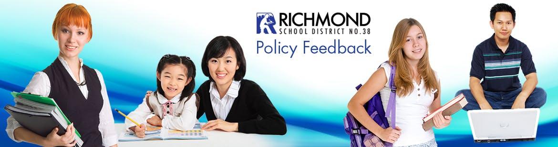 SD38 Policy Feedback