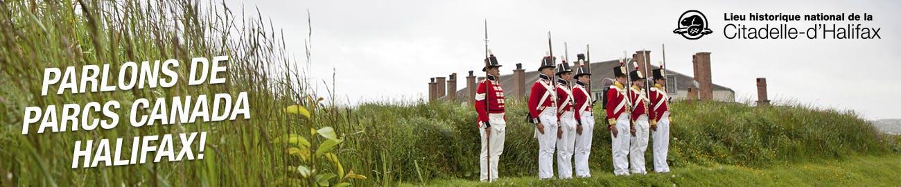 Halifax commémore sa contribution à la guerre de 1812 au lieu historique national de la citadelle-d'Halifax