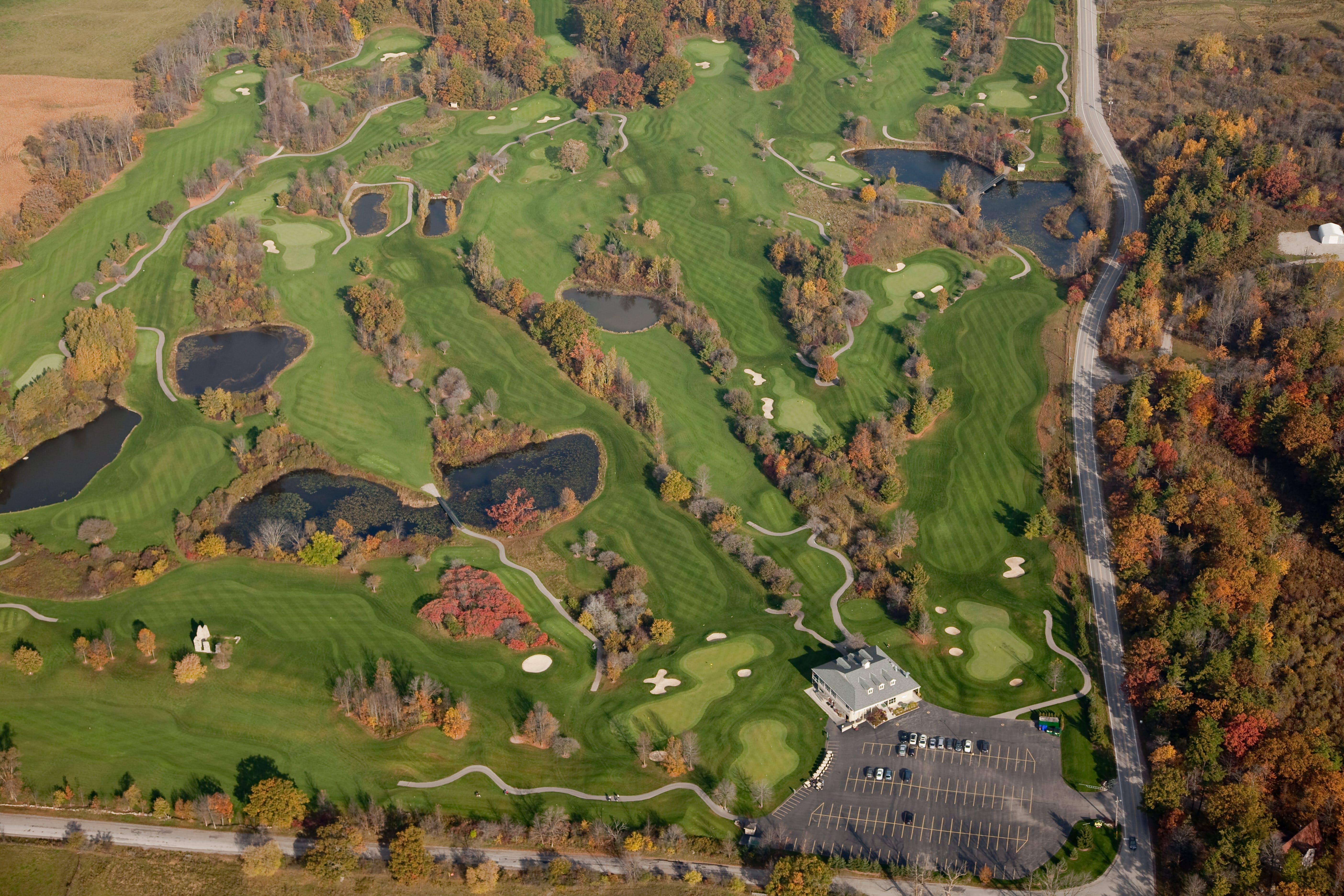 Savannah Golf Links on Cheese Factory Road