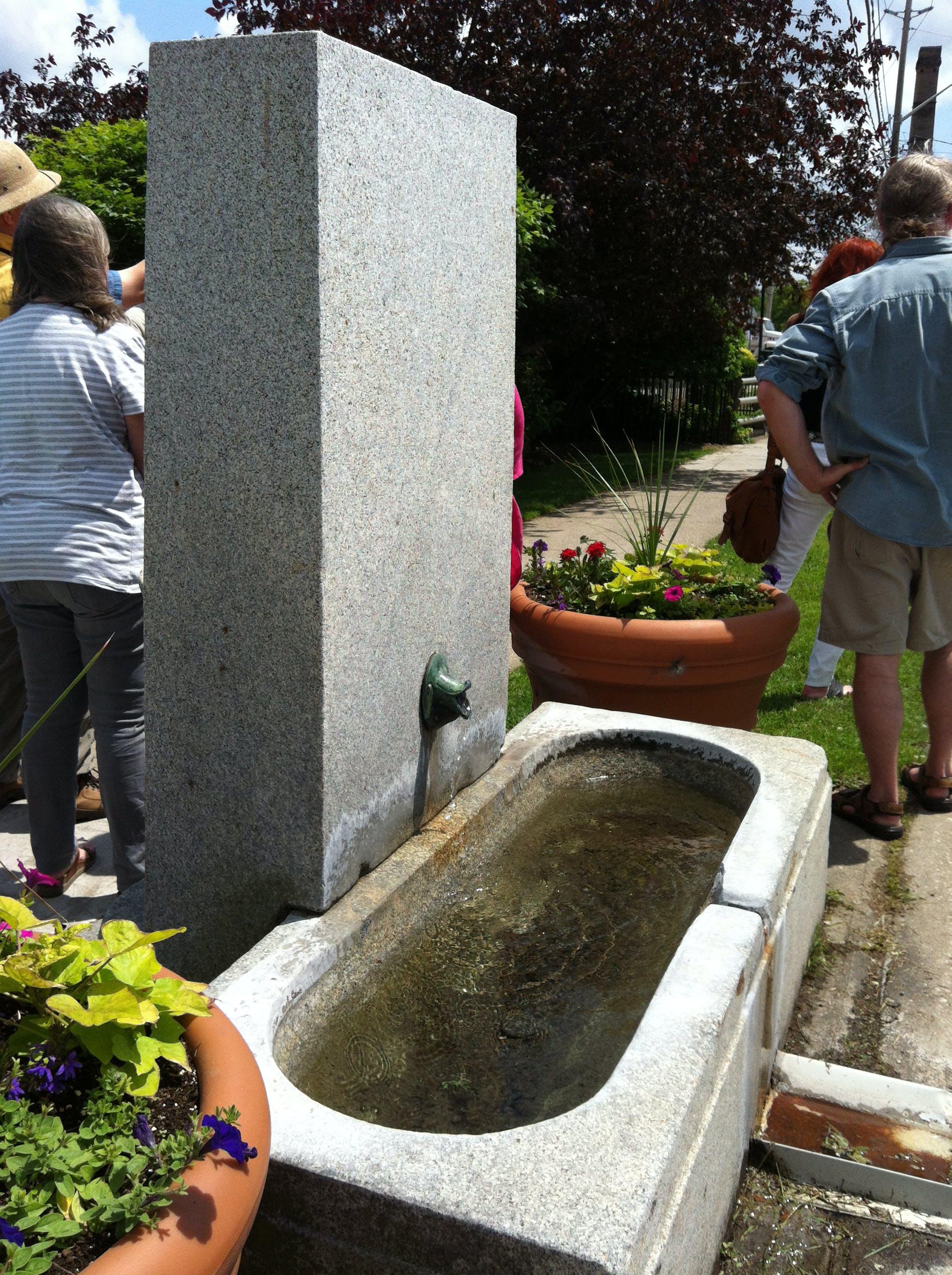 Water Fountain, Ayr