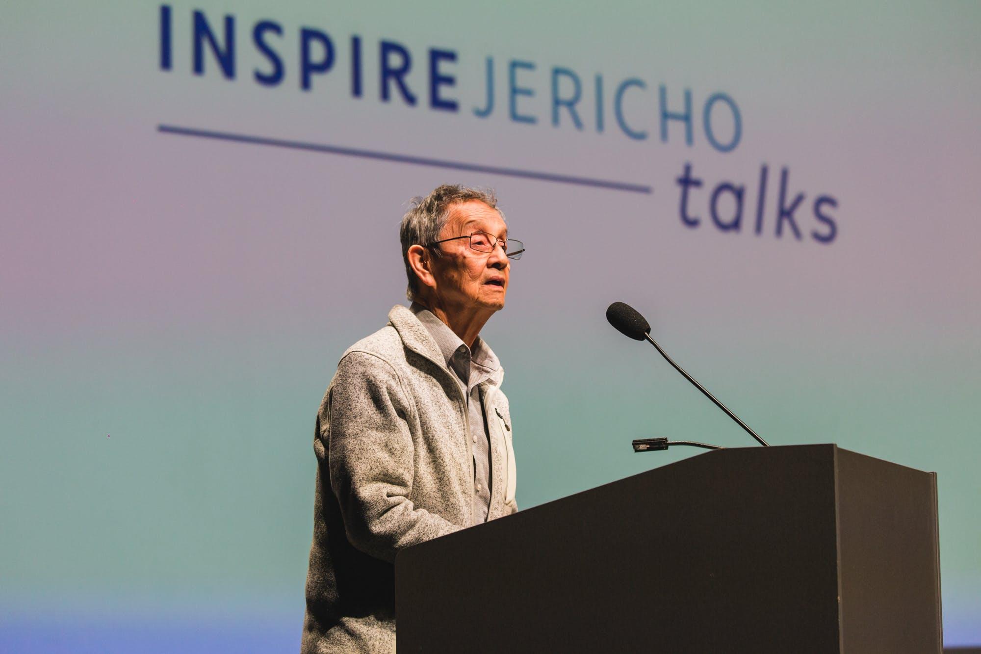 Inspire Jericho Talks - Creating Great Neighbourhoods 2