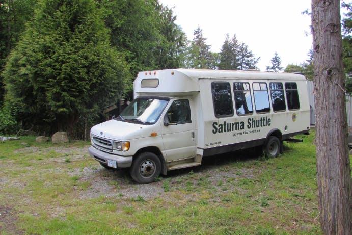 Lions Club Saturna Shuttle