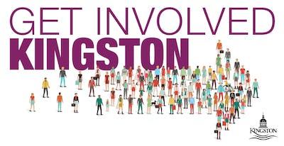 get involved kingston homepage