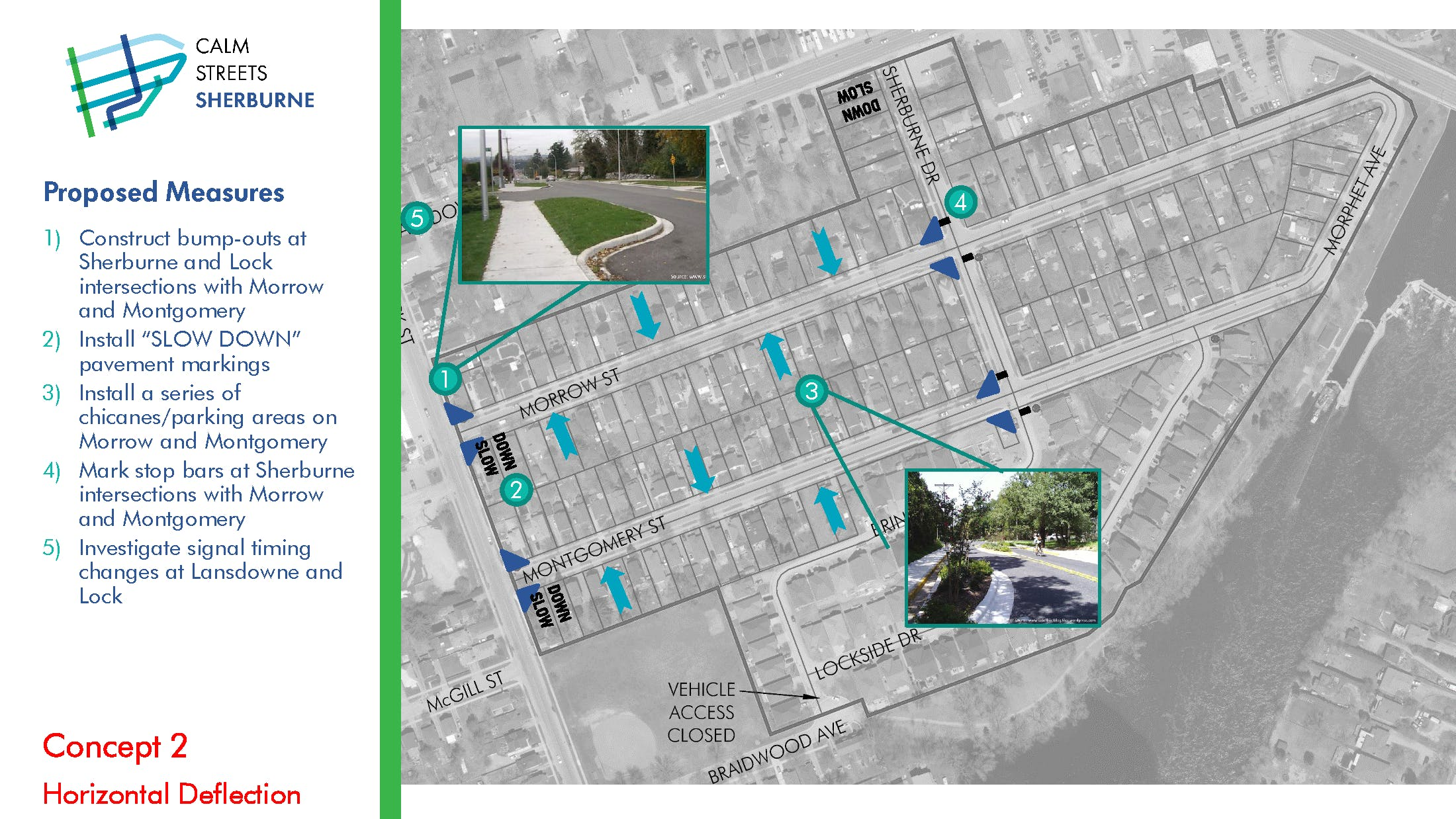 Ptbo Traffic Calming Concept  - Sherburne Study Area_Concept 2.png