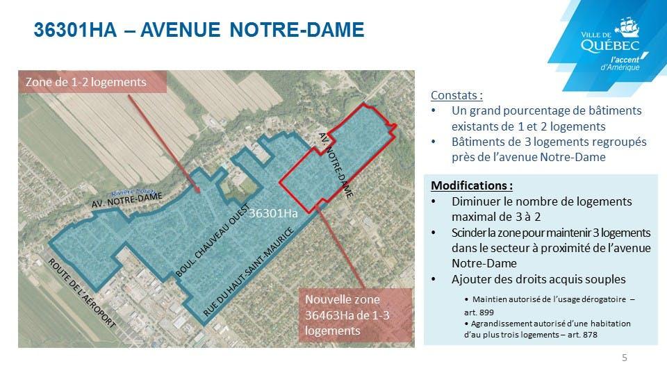 Zone 36301Ha - Avenue Notre-Dame.JPG