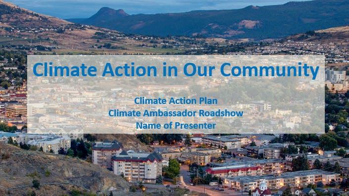 Climate Ambassador Forum