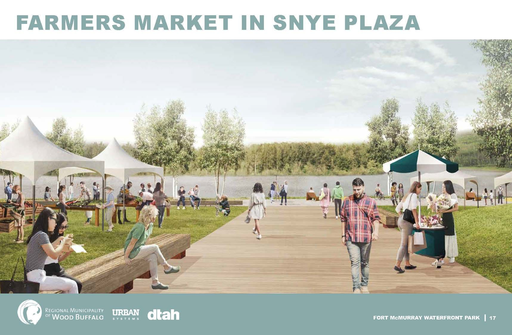 Farmers Market in Snye Plaza.jpg