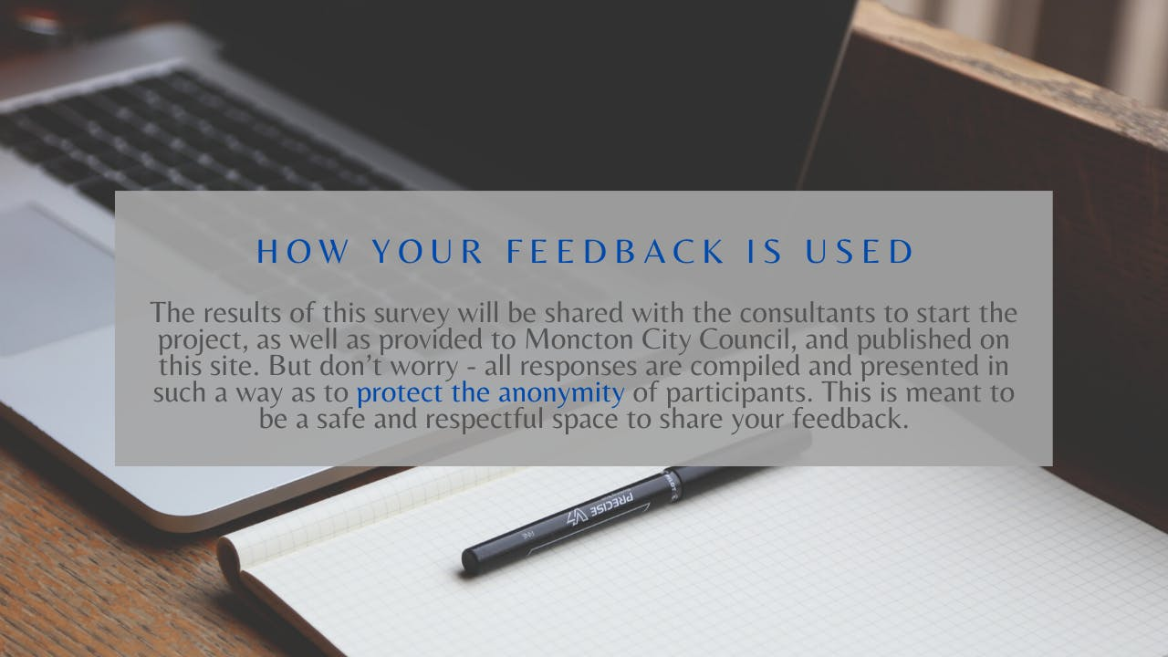 How your feedback is used