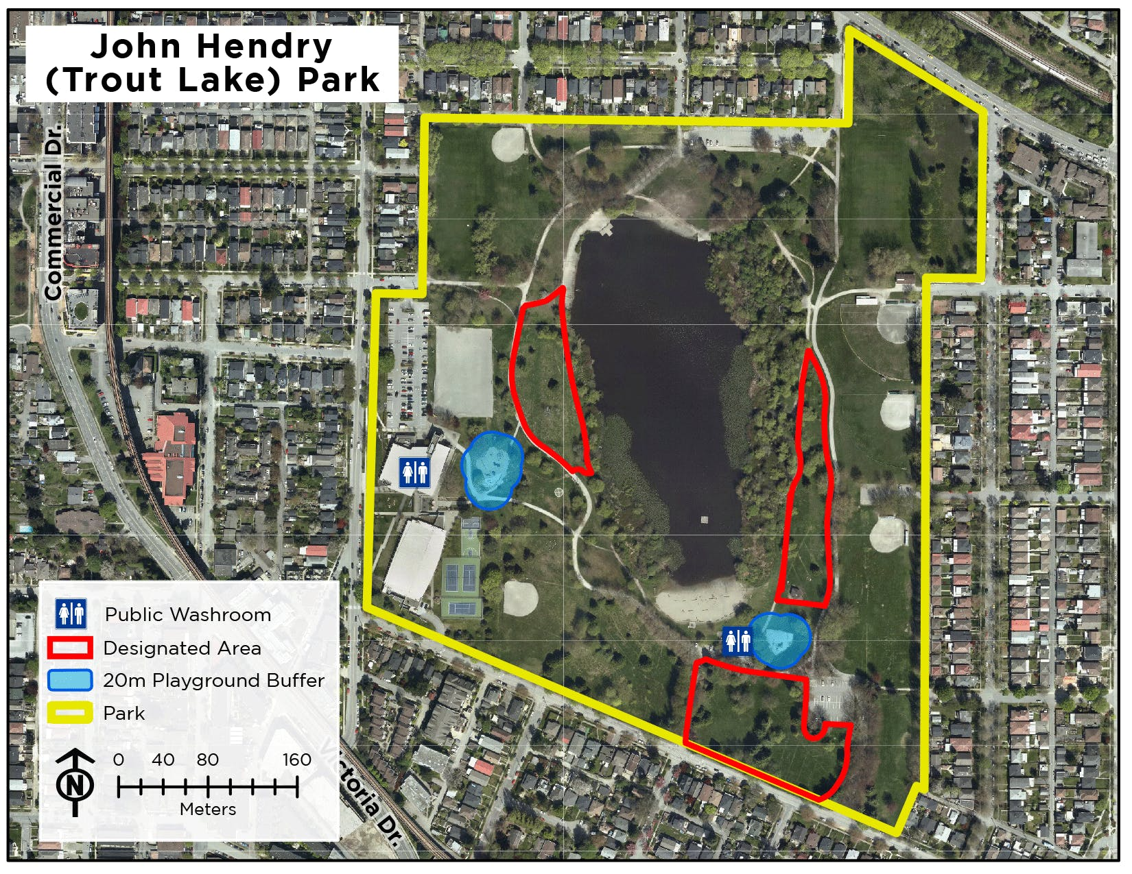 John Hendry (Trout Lake) Park