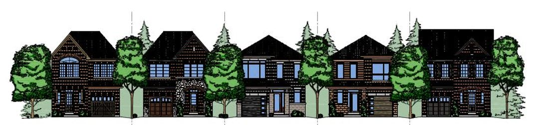 Proposed Subdivision on King Street (Delpark Homes)