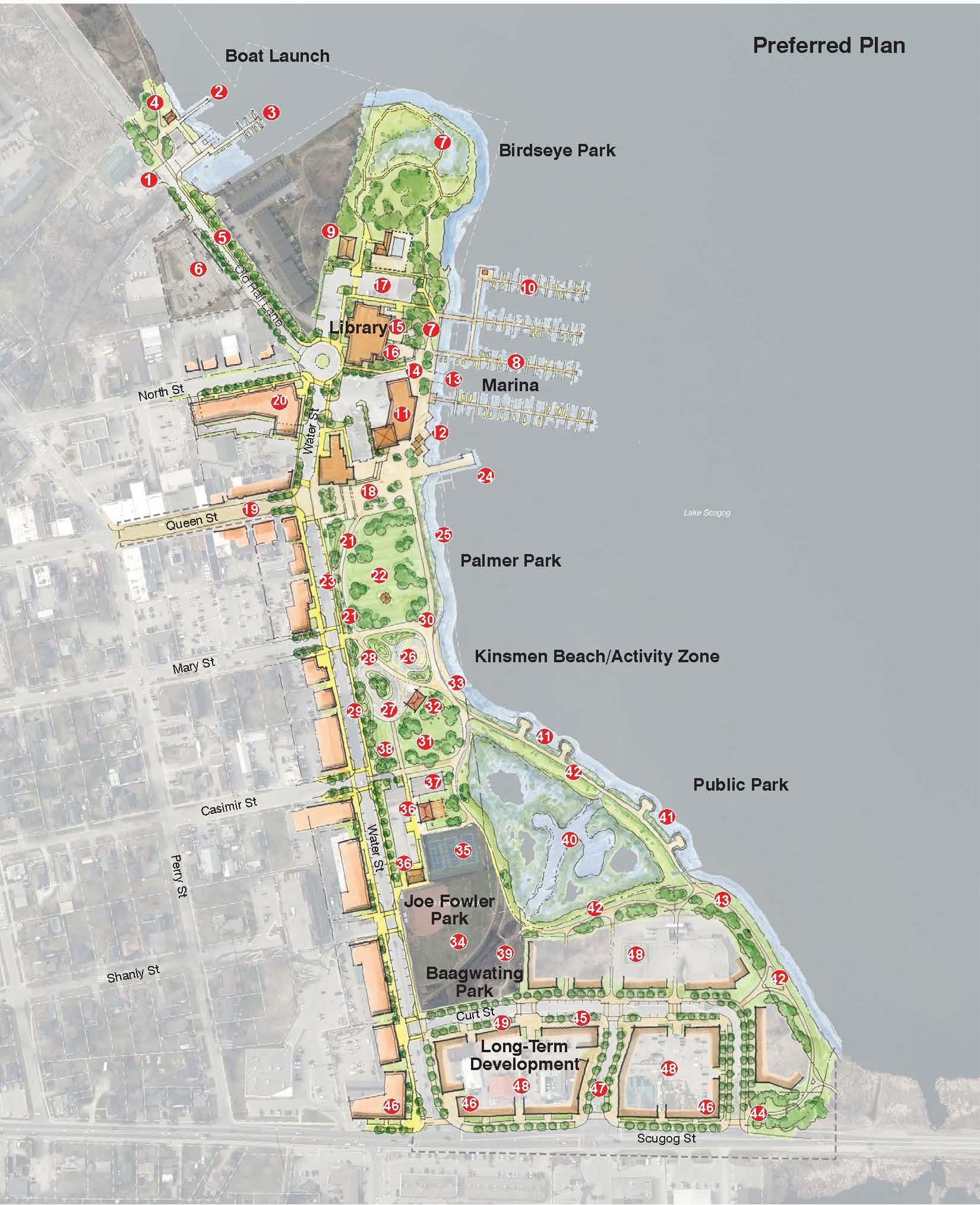 Waterfront Action Plan