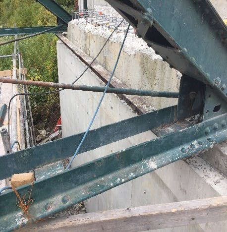 Southdale Line Bridge Rehabilitation Progress 8