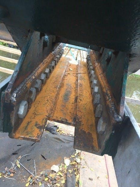 Southdale Line Bridge Rehabilitation Progress 6
