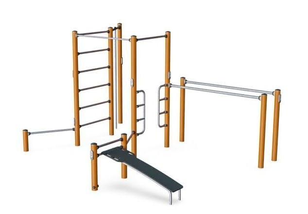 Proposed calisthenics equipment