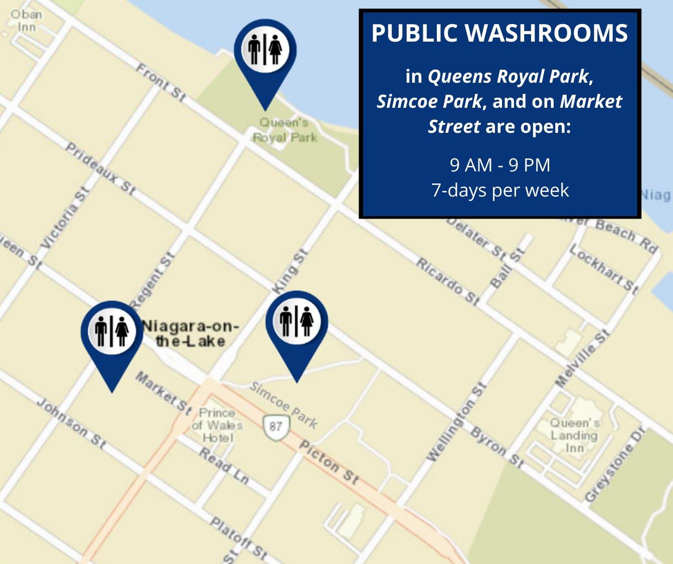 Public Washrooms
