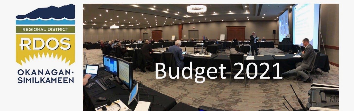 RDOS Budget 2021