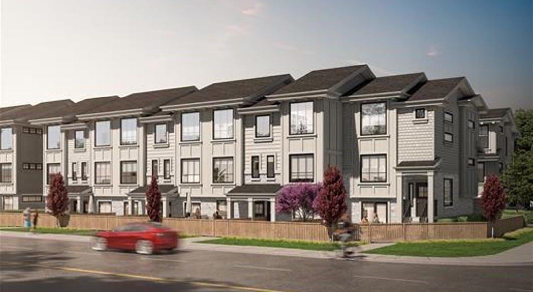 Rendering from 72 Avenue (South)