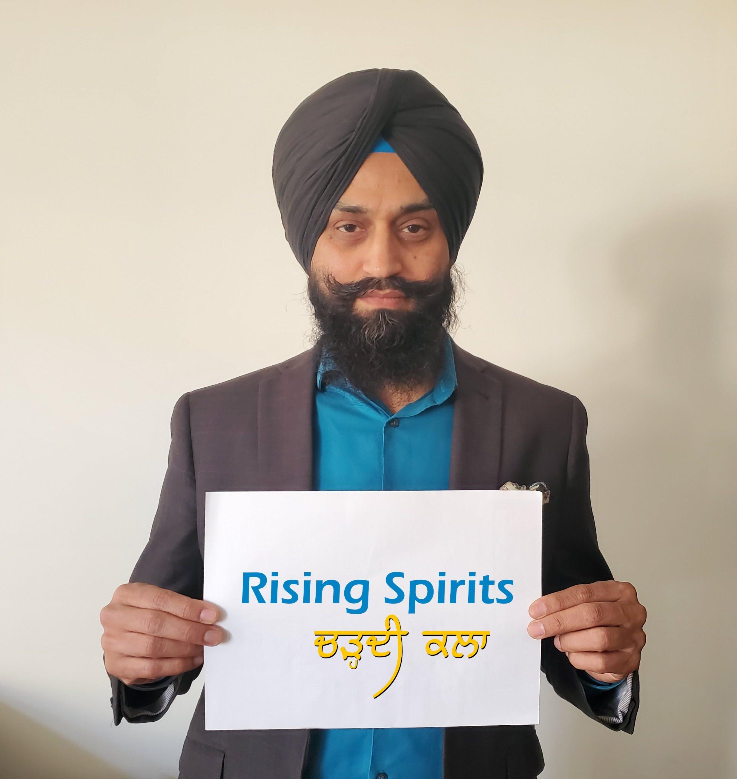 Thanks Rising Spirits!