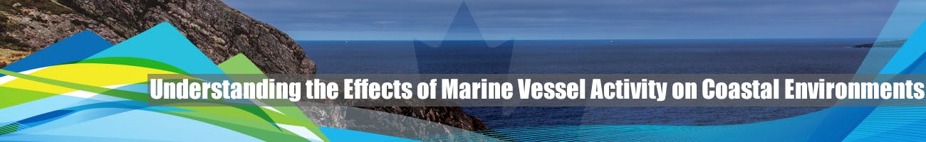Understanding the Effects of Marine Vessel Activity on Coastal Environments