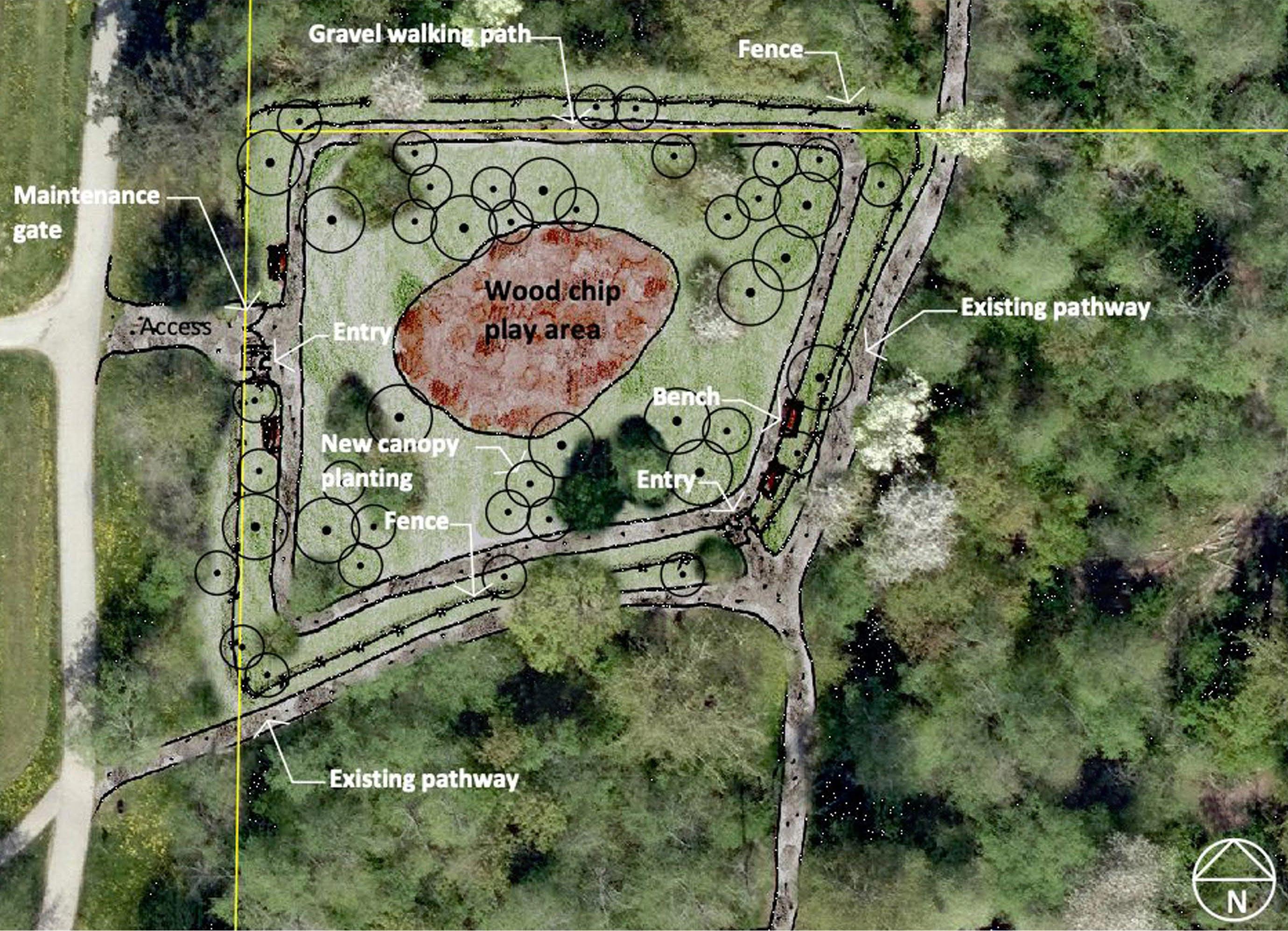 Mackie Park Concept Plan