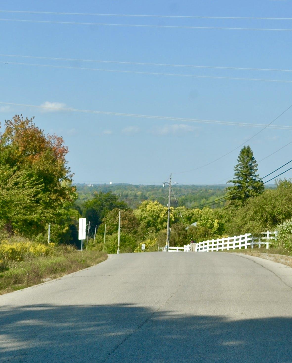 West River Road at Beke Road