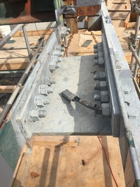 Southdale Line Bridge Rehabilitation Progress 7