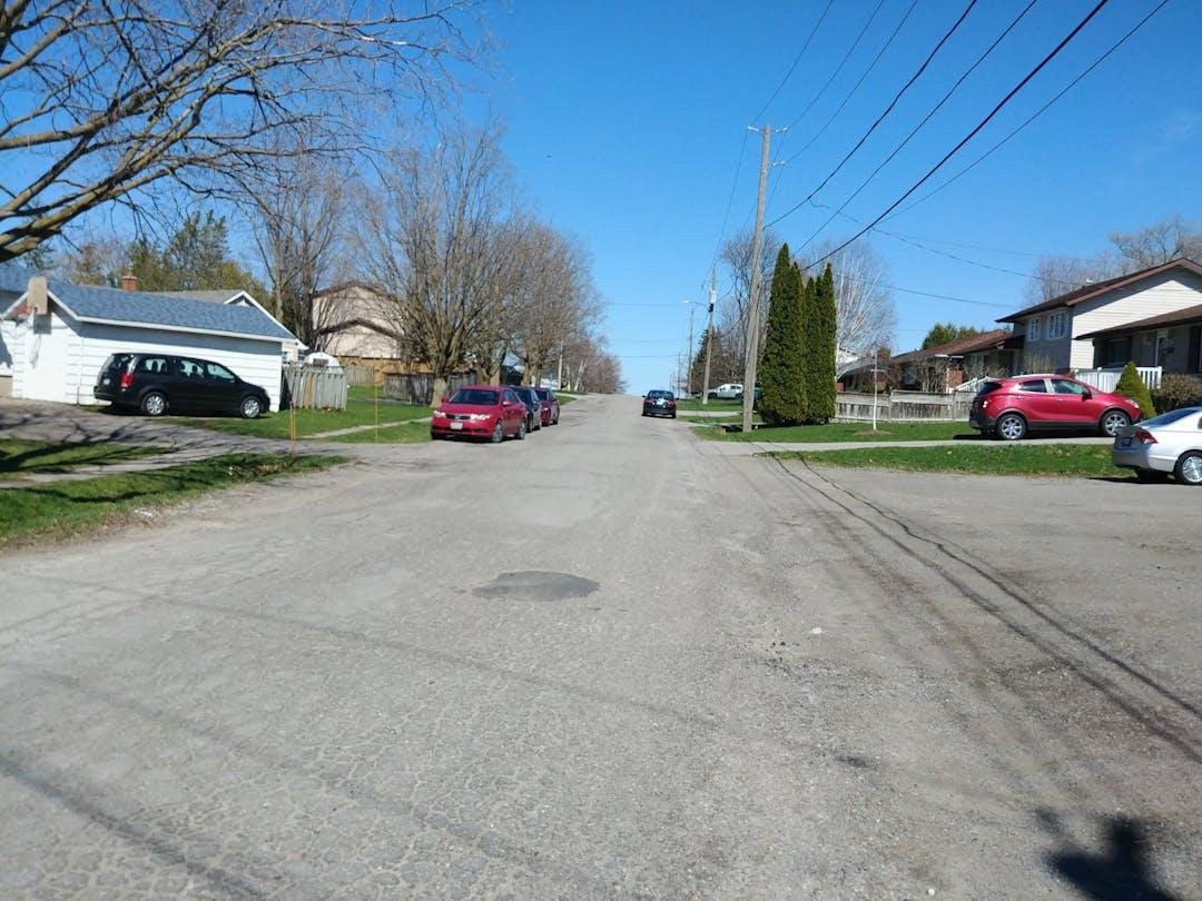 Major Street Reconstruction