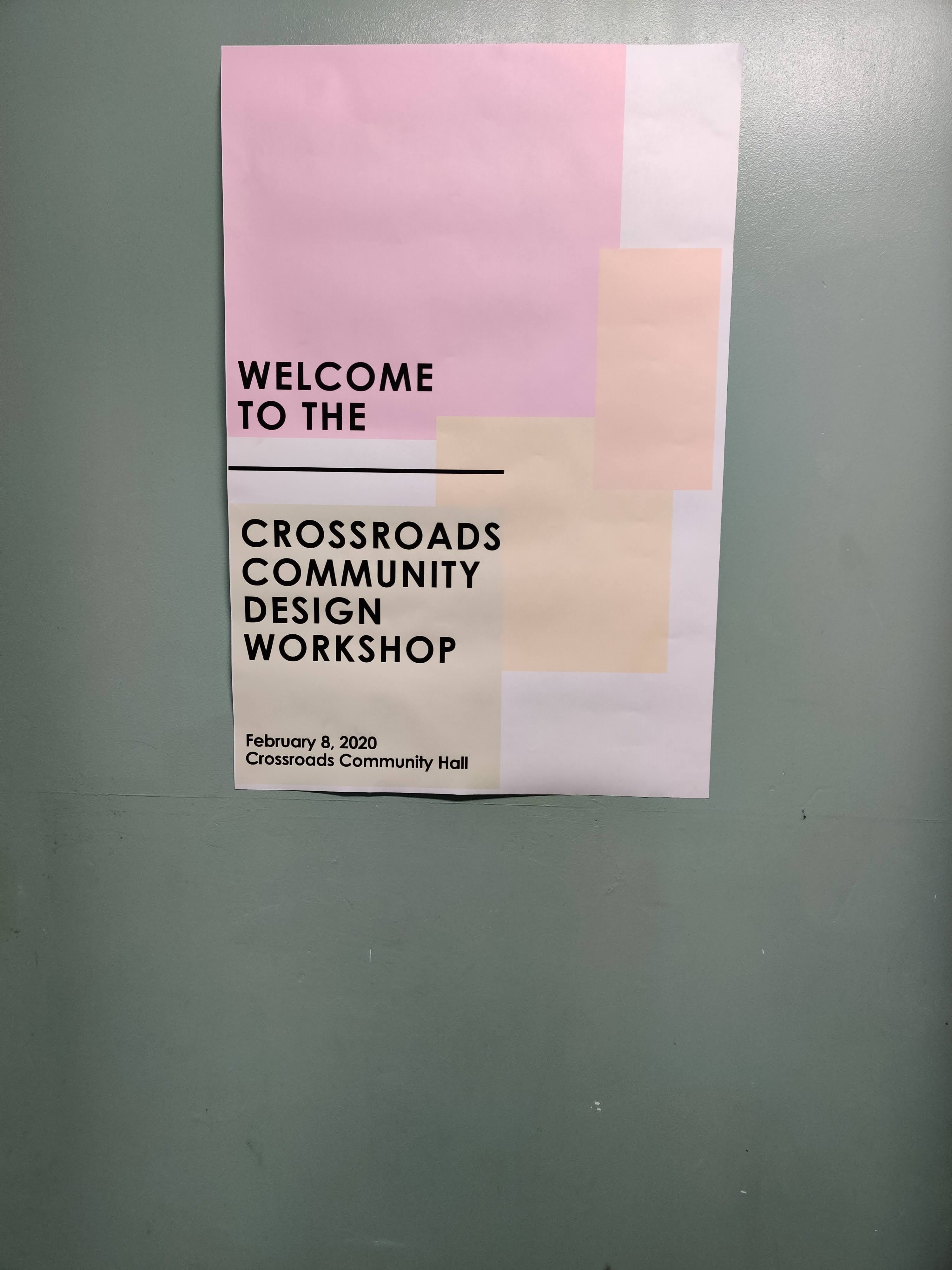 Workshop Poster