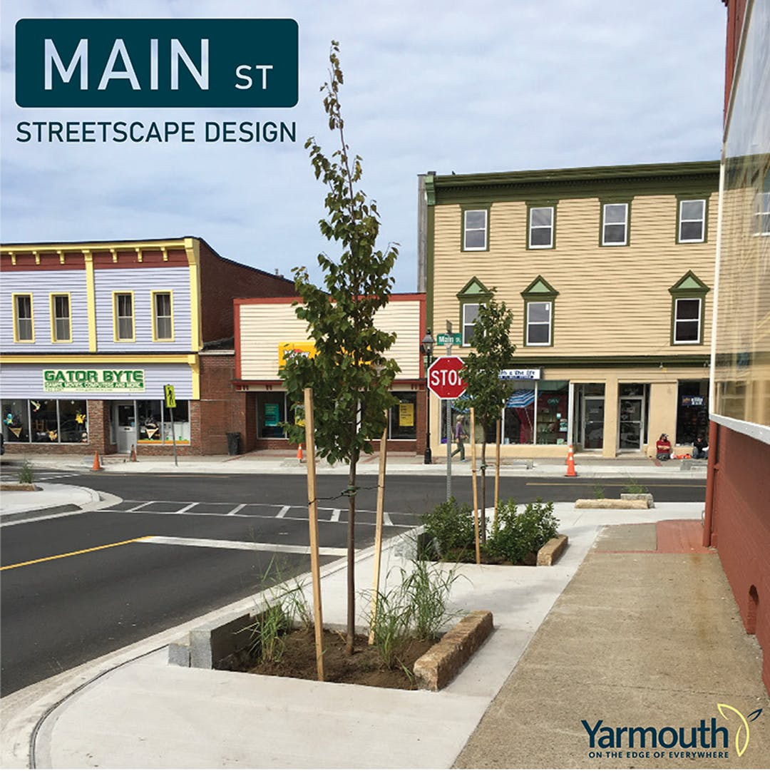 Main Street - Streetscape Design - Phase III