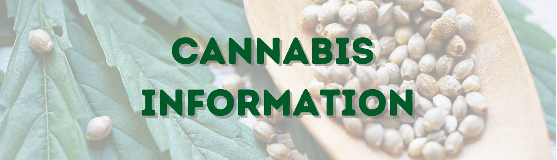Cannabis Information