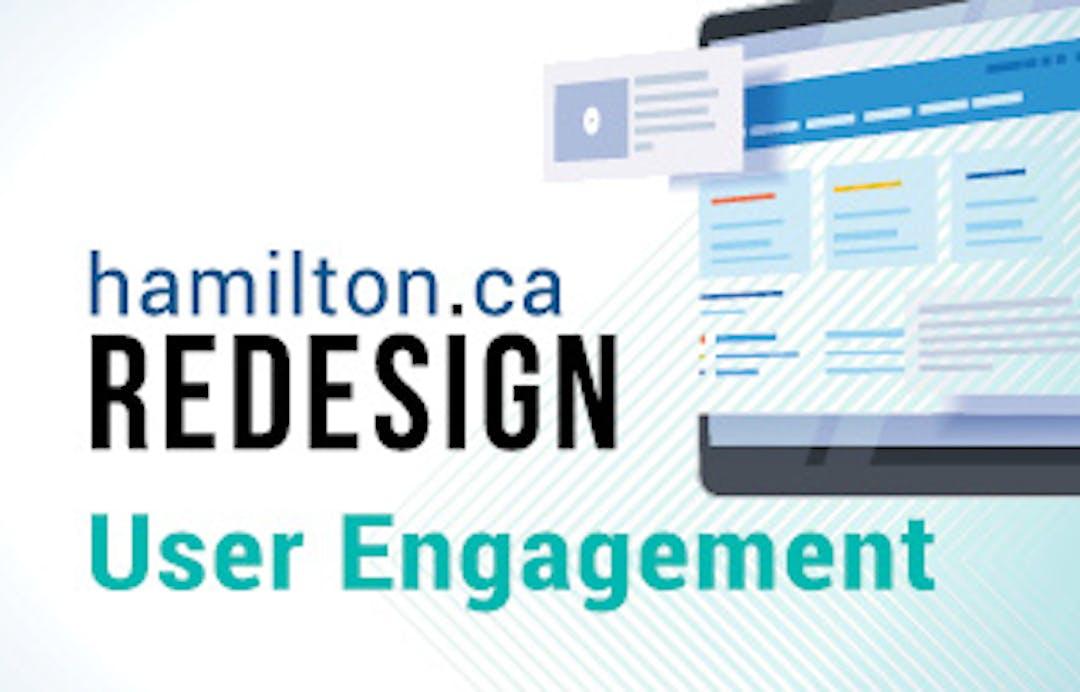 Hamilton.ca Website Redesign