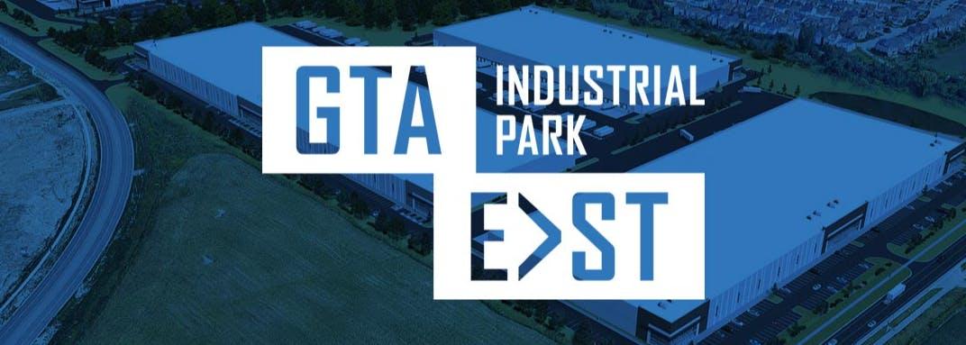 GTA East Industrial Park logo