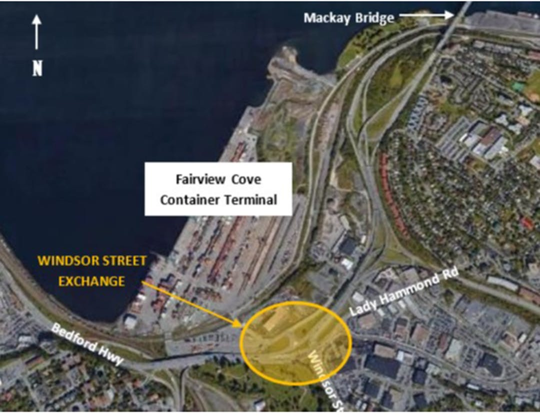 The Windsor Street Exchange Redevelopment Project