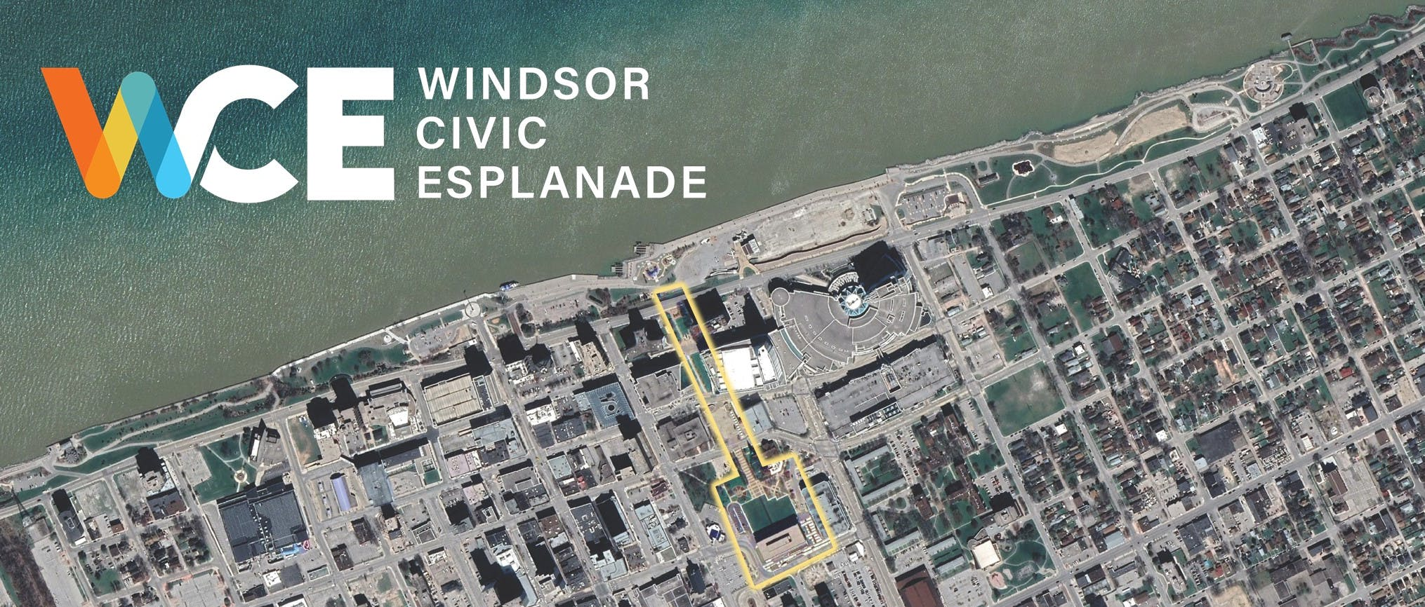 City of Windsor Map of Project Location