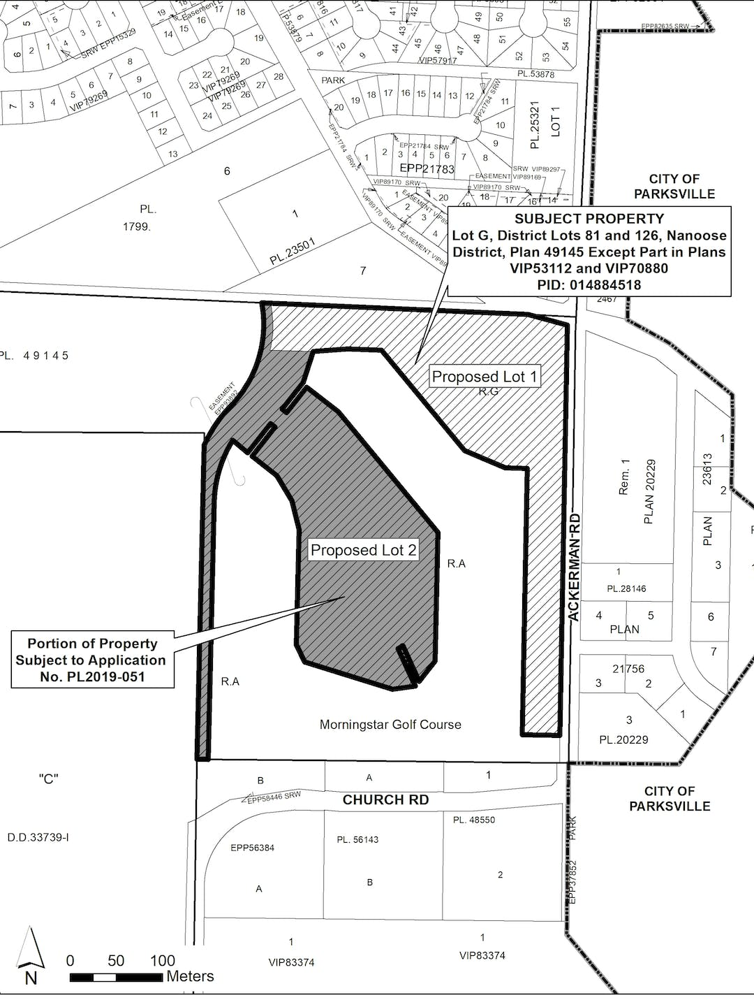 The RDN is currently looking for your input on zoning amendment application PL2019-051.