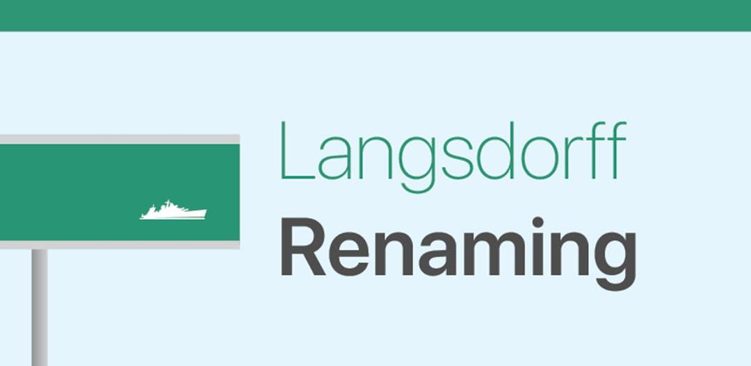 Langsdorff Renaming