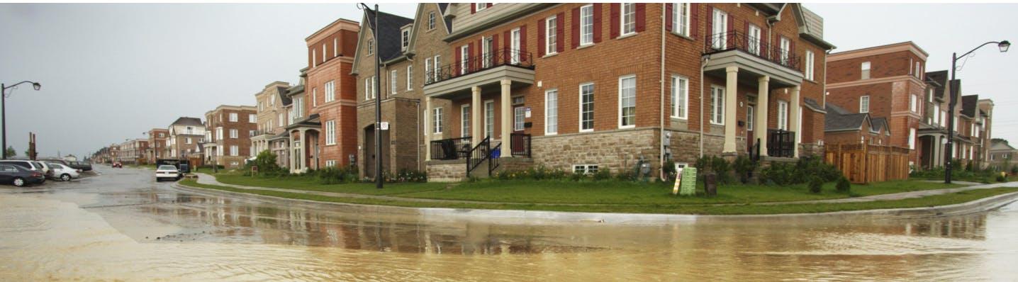 Markham Village and Unionville Flood Control Study