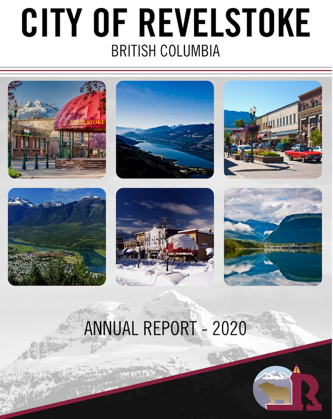 This is the Annual Report for the City of Revelstoke for the year 2020