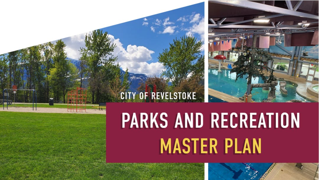 Master Plan for Parks & Recreation