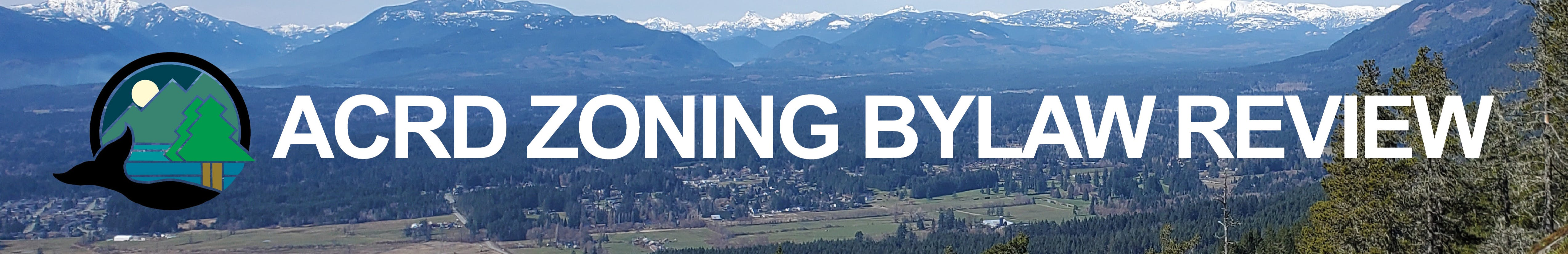 ACRD Zoning Bylaw Review