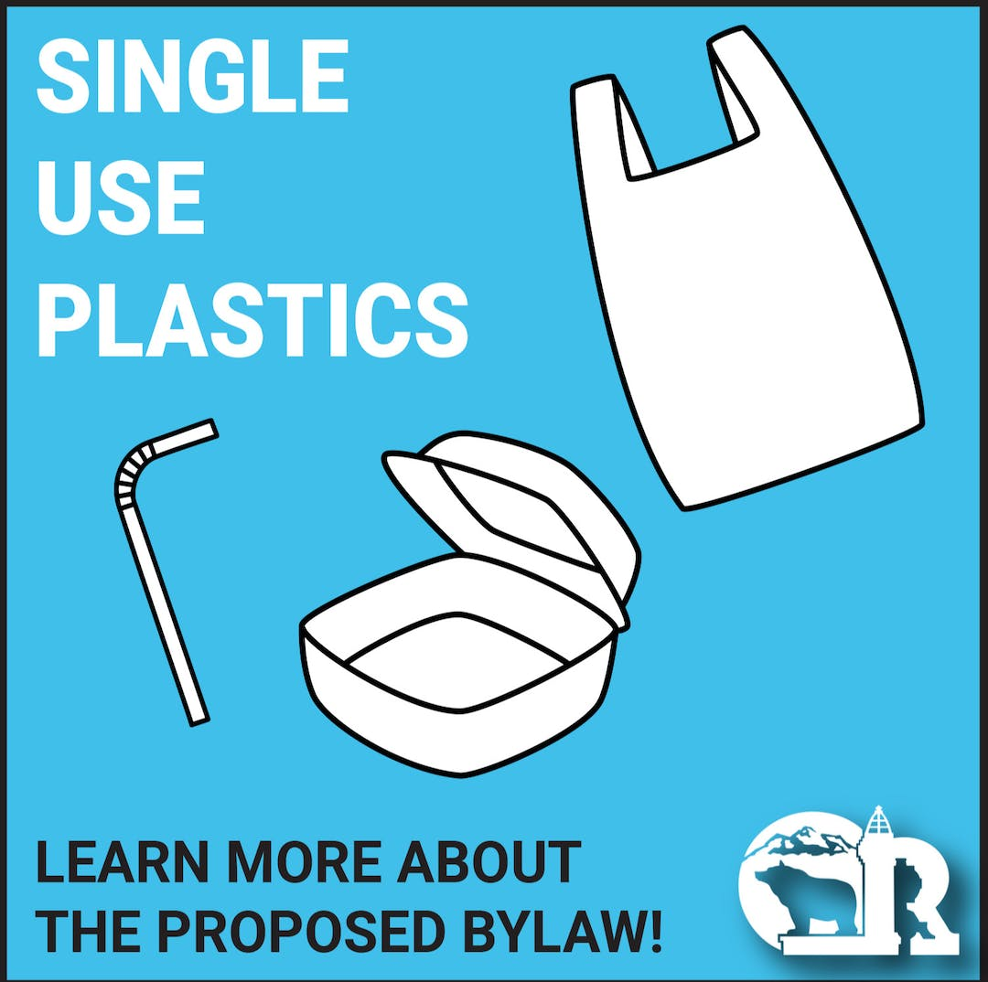 Business Discussion Guide - Proposed Bylaw to Ban Single-use Plastic and Other Items