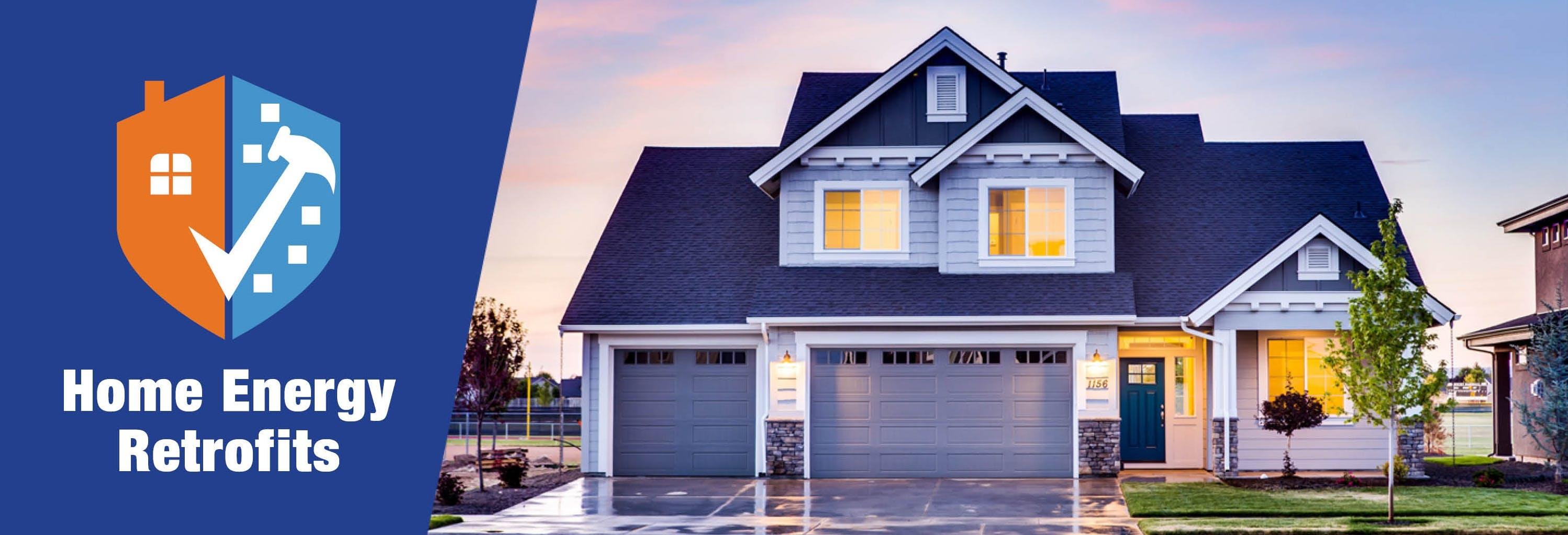 Home Energy Retrofits - Single detached home