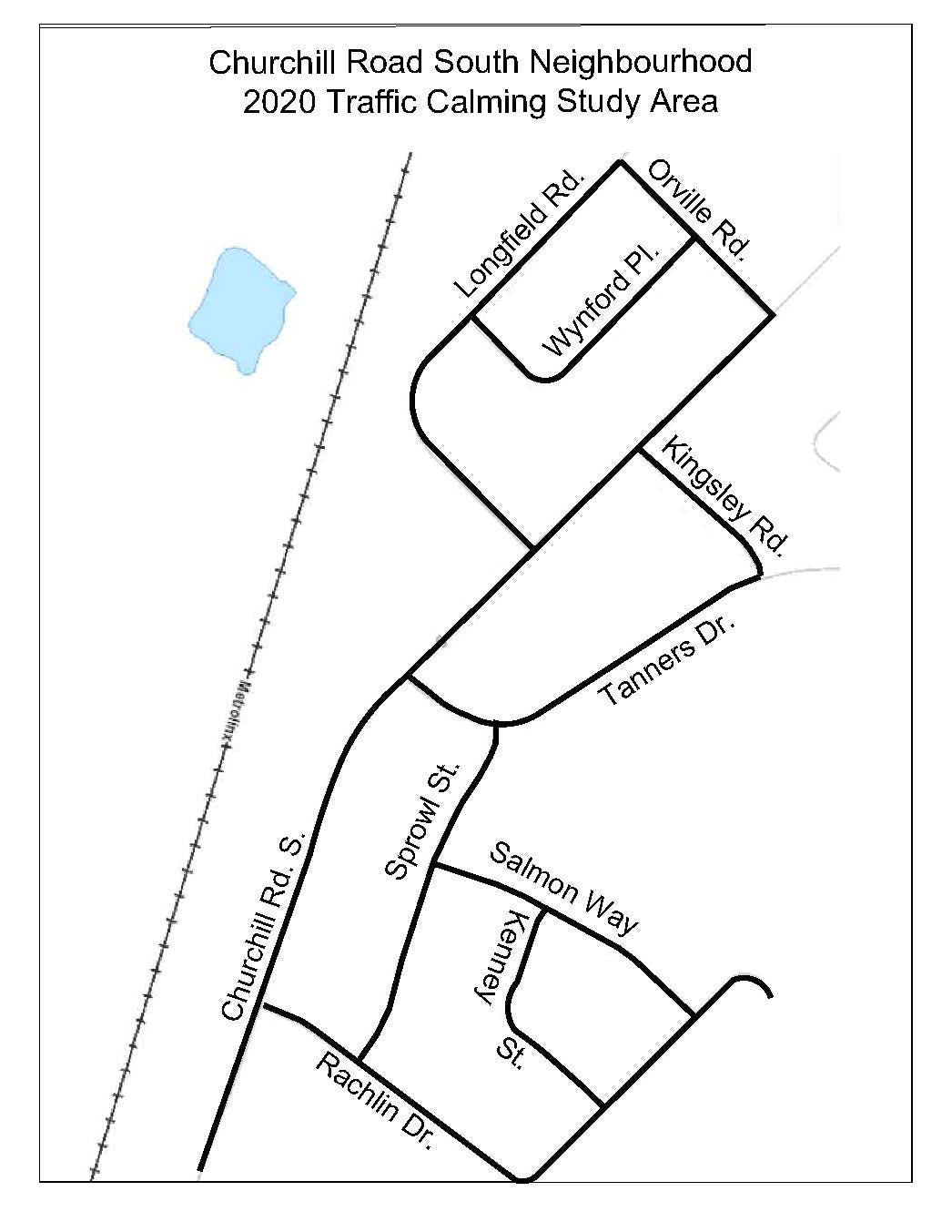 Churchill Rd S Traffic Calming Study Area.jpg